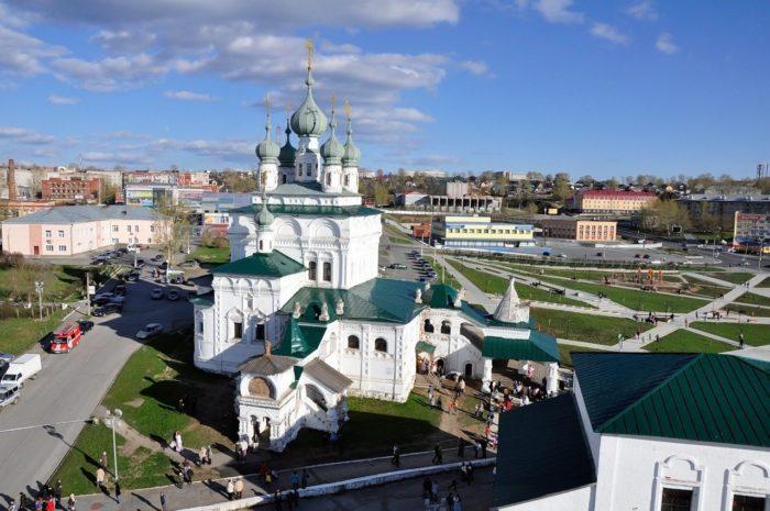 Свято-Троицкий собор (краеведческий музей)