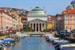 Триест (Италия): достопримечательности
