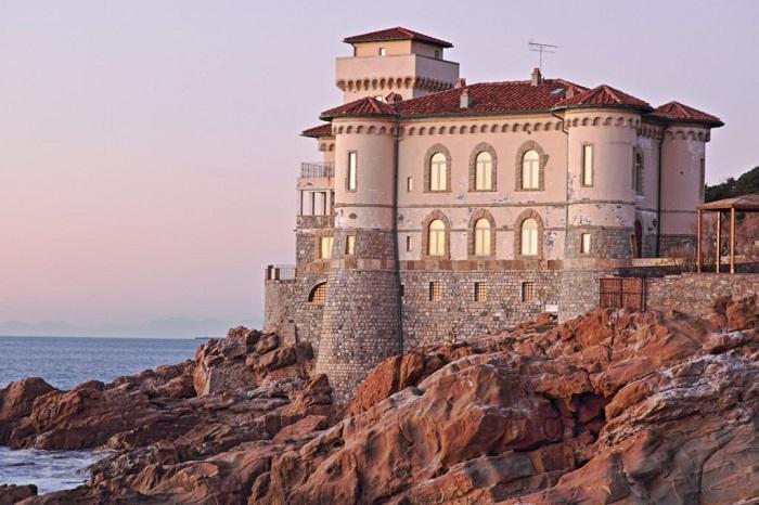 Замок Кастелло дель Боккале