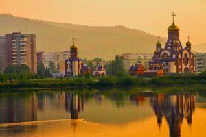 Зеленогорск (Красноярский край): достопримечательности