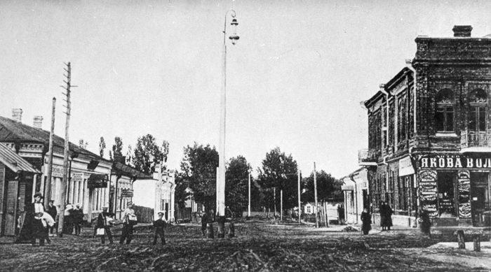 Бобруйск в начале XX века