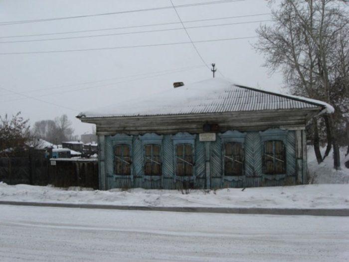 Дом-музей Владимира Зазубрина (Зубцова)