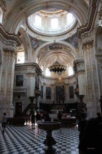 Интерьер Кафедрального собора