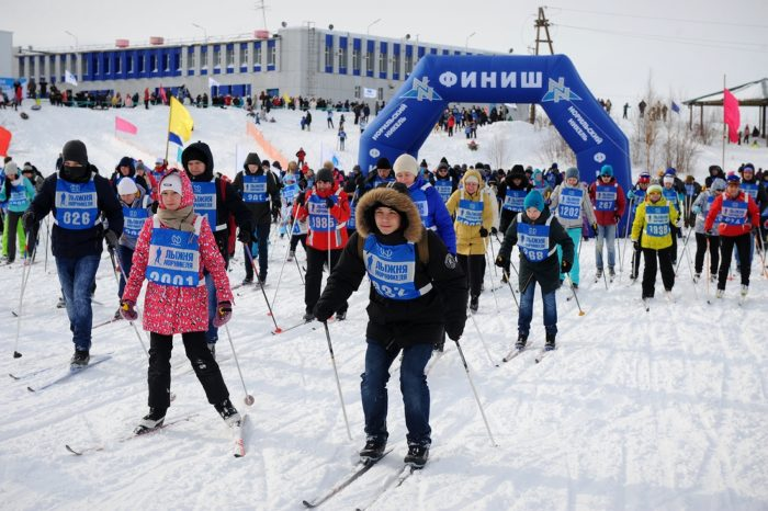Лыжная база «Оль-Гуль»