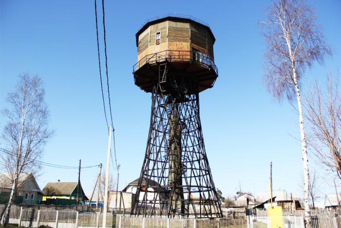 Водонапорная башня В.Г. Шухова