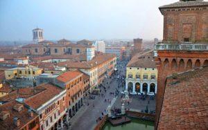 Феррара (Италия): достопримечательности