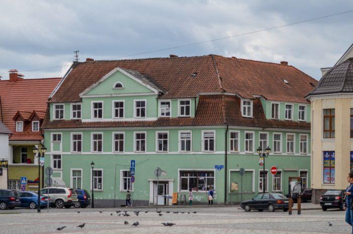 Гостиница «Чёрный Орёл» (ныне Дом офицеров)