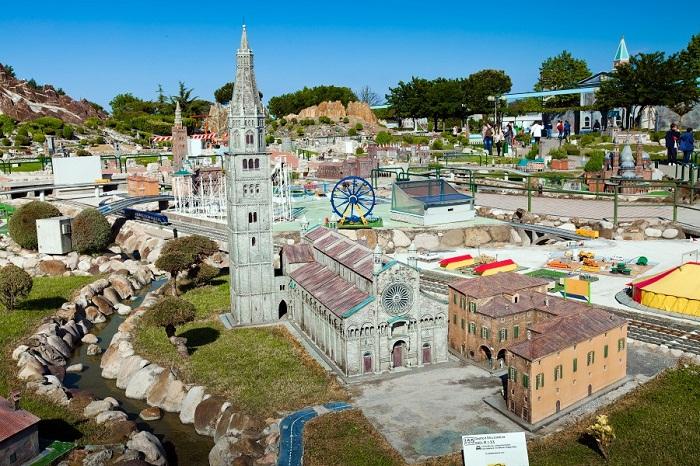 «Италия в миниатюре»