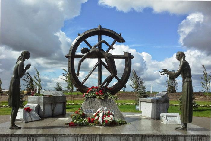Композиция «Памяти забытой войны, изменившей ход истории»