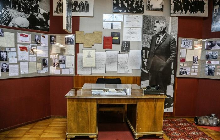 Музей истории Братскгэсстроя и г. Братска