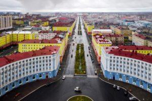 Норильск: достопримечательности города