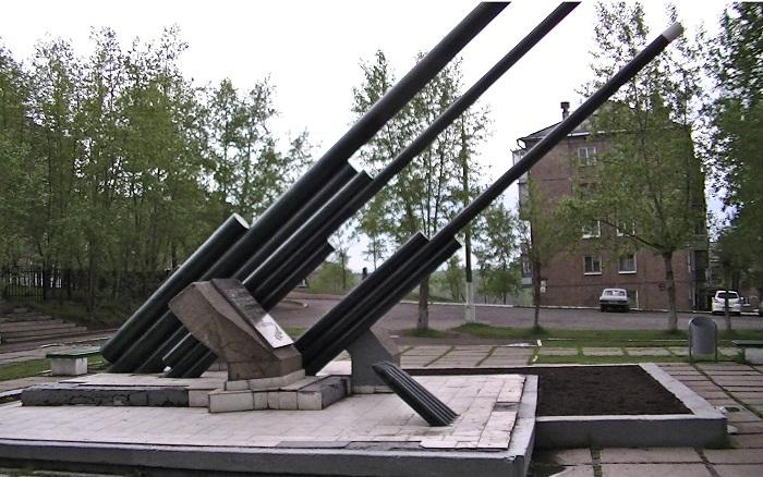 Памятник Баркову