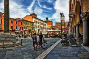 Равенна (Италия) достопримечательности