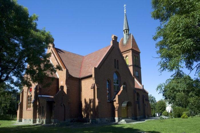 Спасо-Преображенский собор (бывшая кирха святого Адальберта)