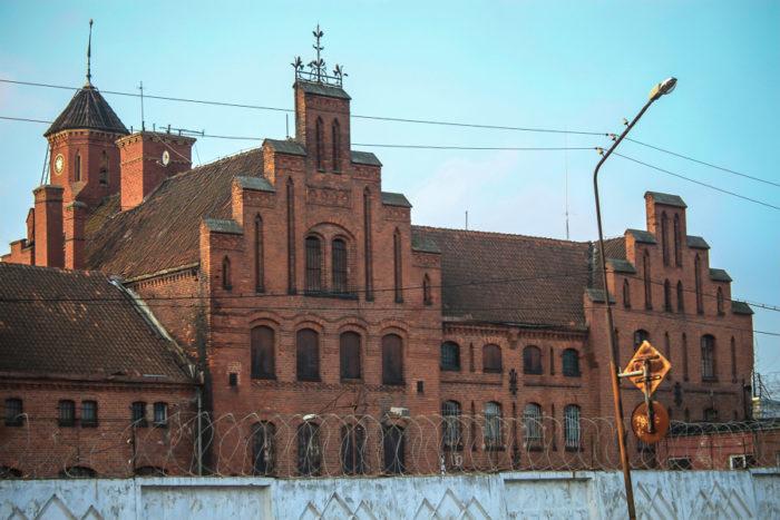 Тевтонский замок Тапиау