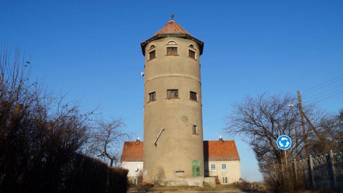 Водонапорные башни конца XIX – начала ХХ века постройки