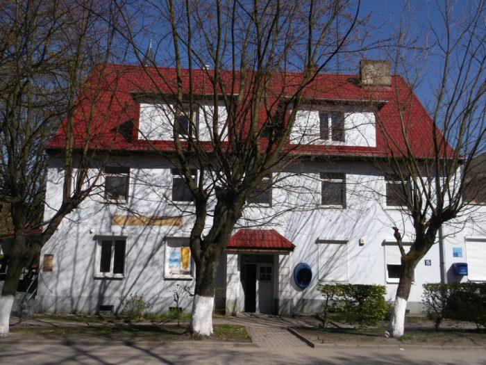 Здание почты Нойкурена