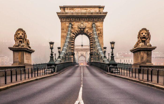 Цепной мост Сеченьи