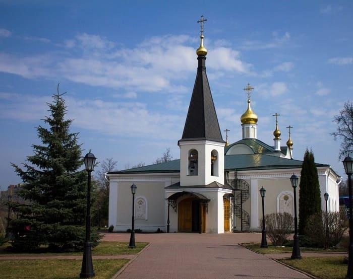 Церковь Воскресения Христова в Подольске