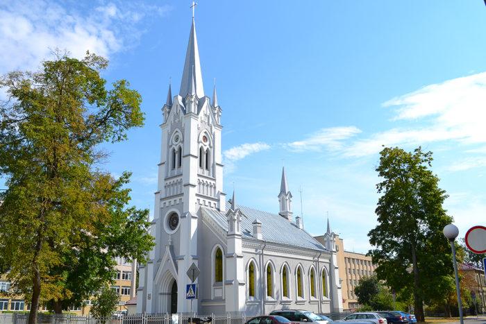 Лютеранская церковь св. Иоанна