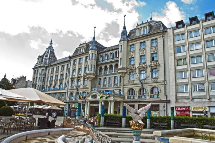 Отель «Золотой бык»