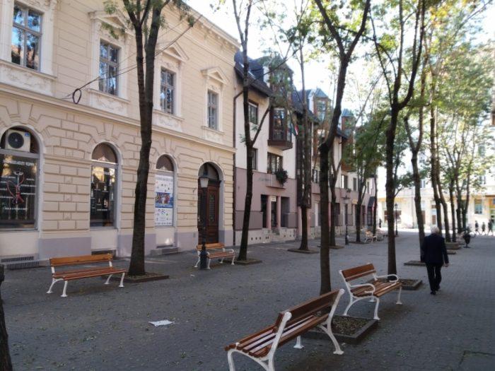 Пешеходная улица Карас