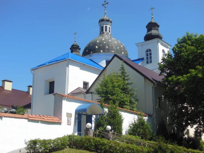 Рождество-Богородичный монастырь
