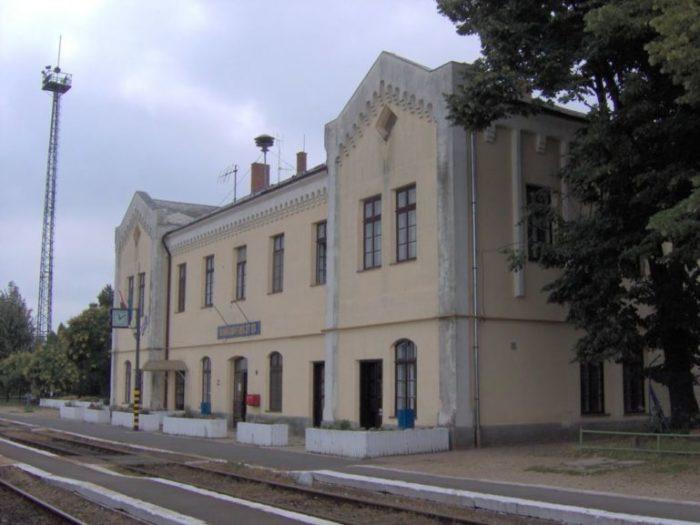 Станция Бихаркерестеш