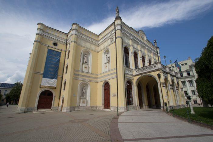 Театр Михая Чоконаи-Витеза