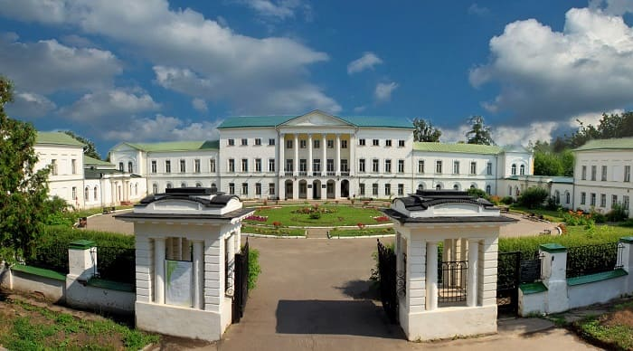 Усадьба Иванковское