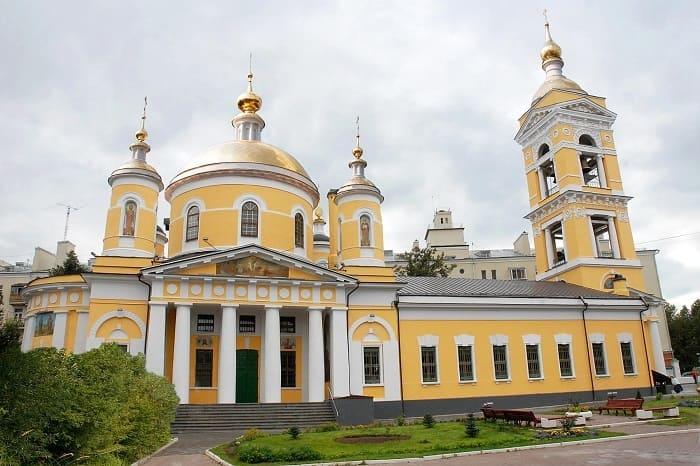 Внешний вид Троицкого собора