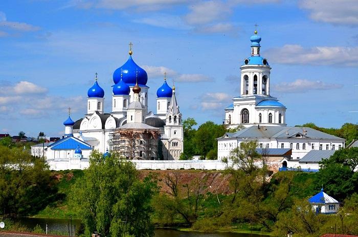 Боголюбский монастырь Рождества Богородицы