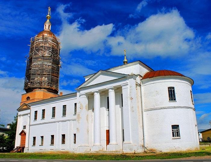 Церковь Иоакима и Анны в Боголюбове