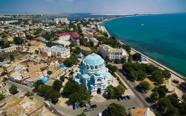 Крым евпатория достопримечательности фото с описанием