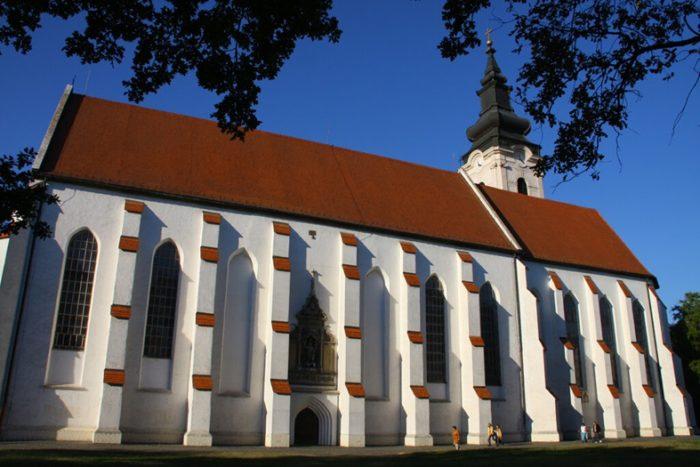 Franciscan Church, Szeged-Alsóváros