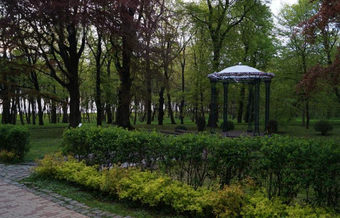 Парк имени Мориса Беккера