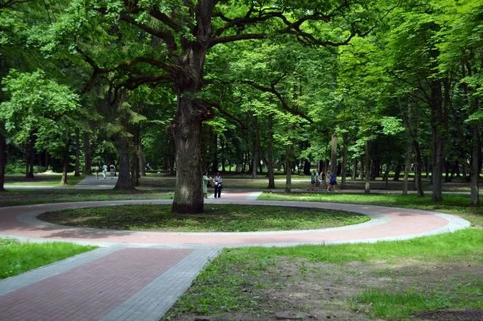 Парк Якобсруэ