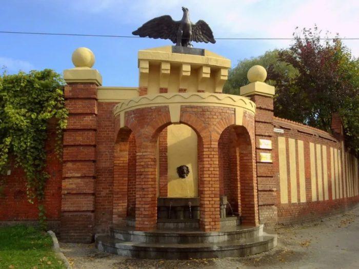 Судейский фонтан