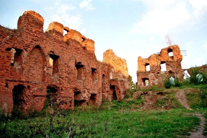 Замок Тильзит