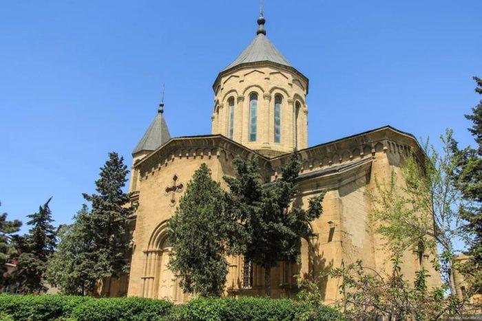 Армянская христианская церковь Святого Всеспасителя