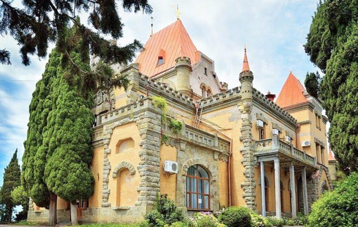 Дворец княгини Гагариной