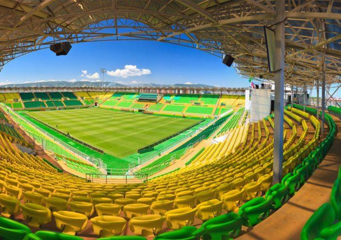 Футбольный стадион «Анжи-Арена»
