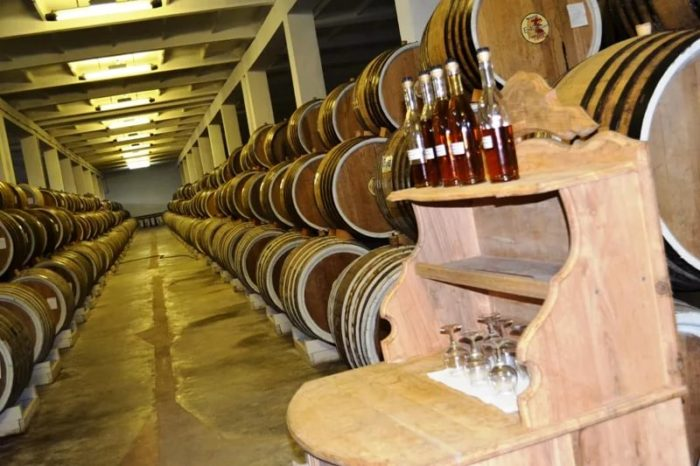 Избербашский винно-коньячный комбинат