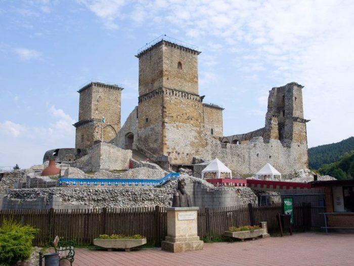 Крепость Диошдьер