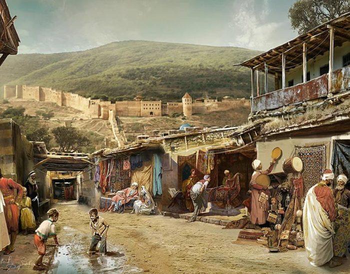 Об истории города Дербента (2)