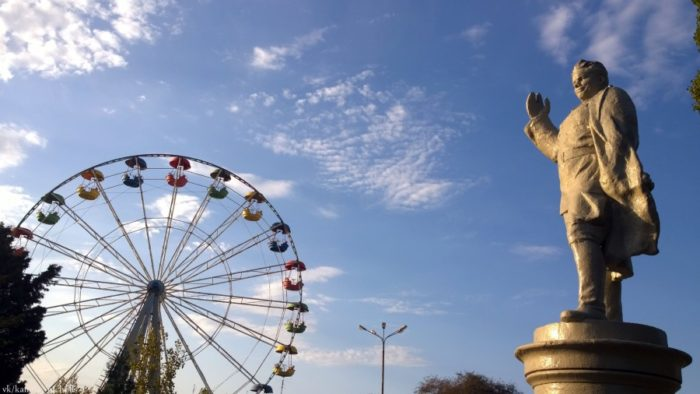 Памятники в Каспийске, признанные объектами культурного наследия