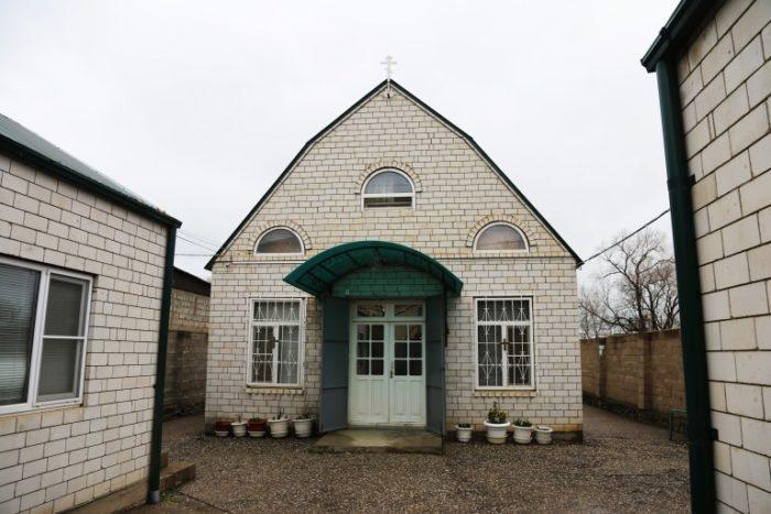 Православный храм святого Серафима Саровского