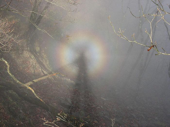 Привидения в долине