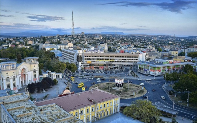 Симферополь Достопримечательности интересные места развлечения на карте города что посмотреть за один день фото и описание