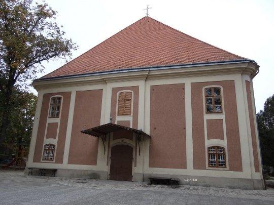 Старая евангелическая церковь